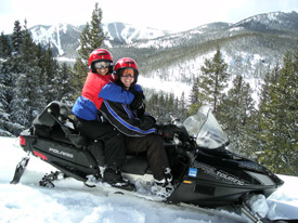 Cottonwood Country Snowmobile Tours