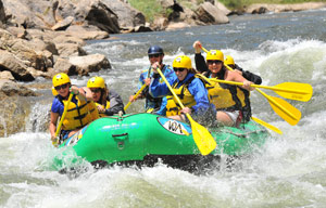 Arkansas Whitewater Rafting