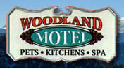 The Woodland Motel in Salida Colorado